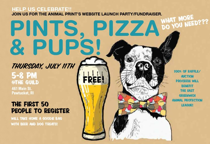 Pints Pizza and Pups